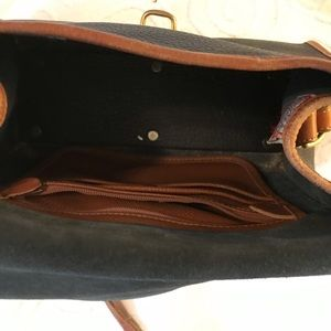 Dooney & Bourke Bags - Dooney & Bourke vintage crossbody. Navy blue